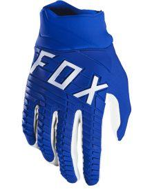 Fox Racing 360 2021 Gloves Blue