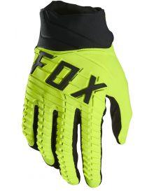 Fox Racing 2021 360 Gloves Flo Yellow