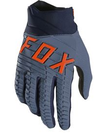 Fox Racing 360 2021 Gloves Blue Steel