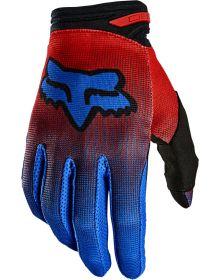 Fox Racing 180 Oktiv Gloves Flo Red