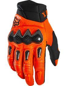 Fox Racing Bomber 2021 Glove Flo Orange