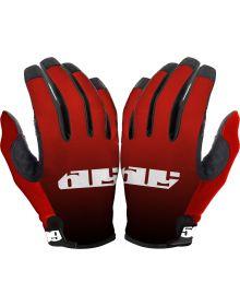 509 Low 5 Gloves Red Mist