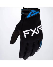 FXR 2020 Cold Cross Lite MX Glove Black/Blue