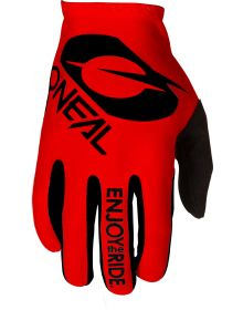 O'Neal 2020 Matrix Glove Stacked Red