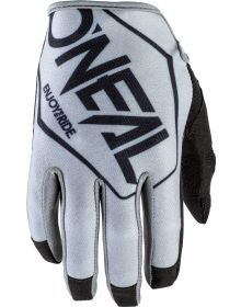 O'Neal Mayhem Glove Rider Grey/Black