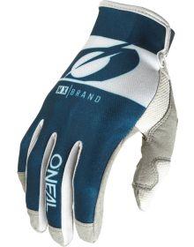 O'Neal 2022 Mayhem Rider Gloves Blue/Grey