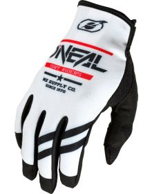 O'Neal 2022 Mayhem Squadron Gloves White/Black