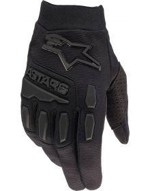 Alpinestars 2022 MX Full Bore Gloves Black/Black