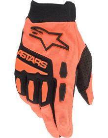 Alpinestars 2022 MX Full Bore Gloves Orange/Black