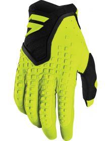 Shift MX 2020 3lack Pro Glove Flo Yellow