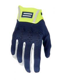 Shift MX 2021 Recon Archival SE Glove Navy/Yellow