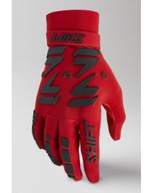 Shift MX Black Label Flexguard Glove Red