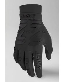 Shift MX Black Label Flexguard Glove Black/Black