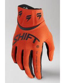 Shift MX White Label Bliss Glove Blood Orange