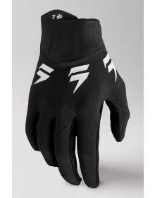 Shift MX White Label Trac Glove Black
