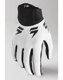 Shift MX White Label Trac Glove White/Black