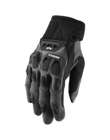 Thor 2019 Terrain Gloves Charcoal