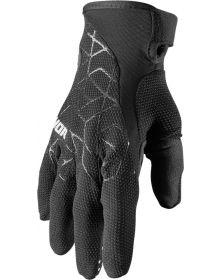 Thor 2021 Draft Gloves Black