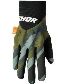 Thor 2022 Rebound Gloves Camo/Black
