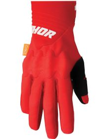 Thor 2022 Rebound Gloves Red/White