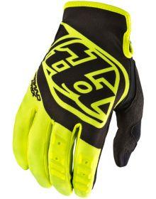Troy Lee Designs GP Gloves Flo Yellow