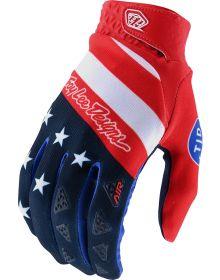 Troy Lee Designs Air Glove Stars & Stripes Red/Blue