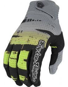 Troy Lee Designs Air Glove Brushed Black/Glo Green