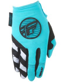 Fly Racing 2018 Kinetic Womens Gloves Blue/Teal