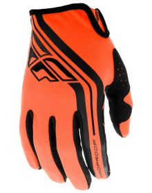 Fly Racing 2020 Windproof Lite Gloves Orange/Black