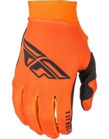 Fly Racing 2020 Pro Lite Gloves Orange/Black