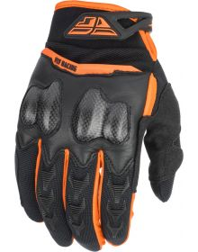 Fly Racing Partol XC Gloves Orange/Black