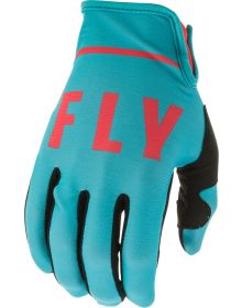 Fly Racing 2020 Lite Glove Blue/Coral