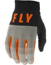 Fly Racing 2020 F-16 Glove Grey/Black/Orange