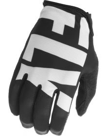 Fly Racing 2020 Media Glove Black/White