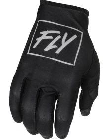 Fly Racing 2022 Lite Gloves Black/Grey