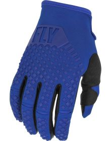 Fly Racing 2022 Kinetic Gloves Blue