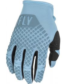Fly Racing 2022 Kinetic Gloves Light Blue