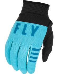 Fly Racing 2022 F-16 Womens Gloves Aqua/Dark Teal/Black