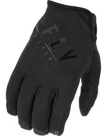 Fly Racing 2022 Windproof Lite Gloves Black
