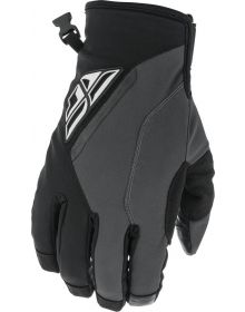 Fly Racing 2022 Title Cold Weather Gloves Black/Grey