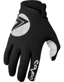 Seven Annex 7 Dot Youth Glove Black