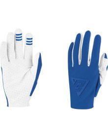Answer Racing Youth Aerlite Glove Blue