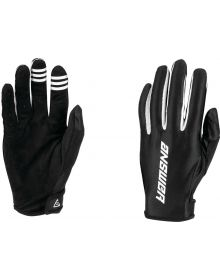 Answer Racing Youth Ascent Glove Black/White
