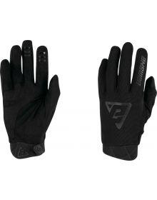 Answer Racing Youth A22 Peak Glove Black/White