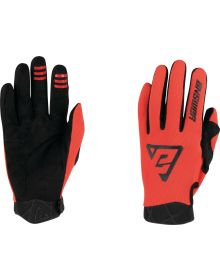 Answer Racing Youth A22 Peak Glove Red/Black