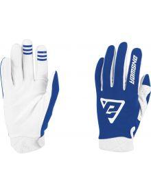 Answer Racing Youth A22 Peak Glove Reflex/White