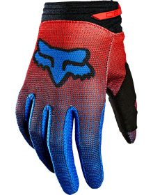 Fox Racing 2021 180 Oktiv Youth Glove Flo Red