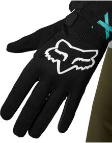 Fox Racing MTB Ranger 2021 Youth Glove Black