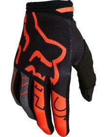 Fox Racing 180 Skew Youth Glove Steel Grey