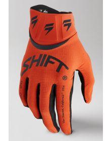 Shift MX White Label Bliss Youth Gloves Blood Orange